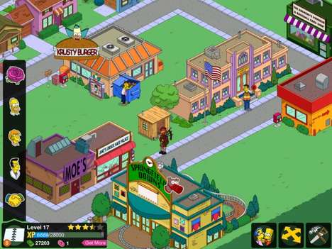The Simpson's: Tapped Out Uses Purchaseable Donuts as Currency