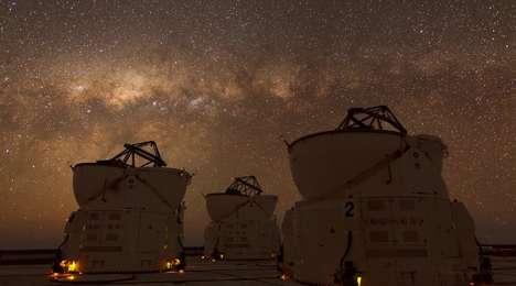 Astounding Astronomical Films
