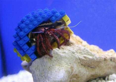 LEGO Shellfish Abodes