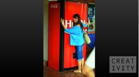 Snuggly Soda Dispensers