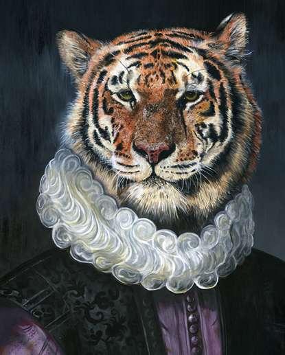 Feline Royalty Renderings