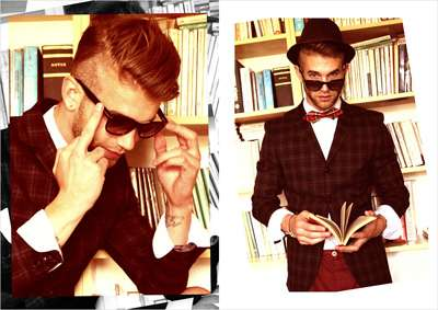 Luxe Library Photoshoots