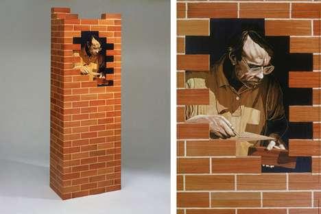 Designer-Trapped Furniture