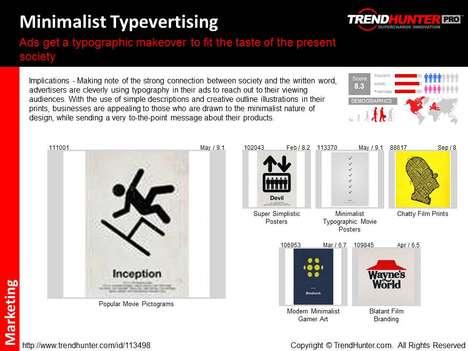 Typography Trend Report