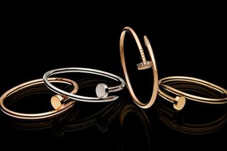 Elegant Industrial Bracelets