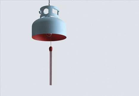 Propane-Inspired Lighting