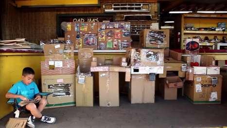 Cardboard Gamer Venues