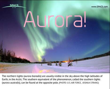 The 'Aurora!' Guide Shows How the Northern Lights Work