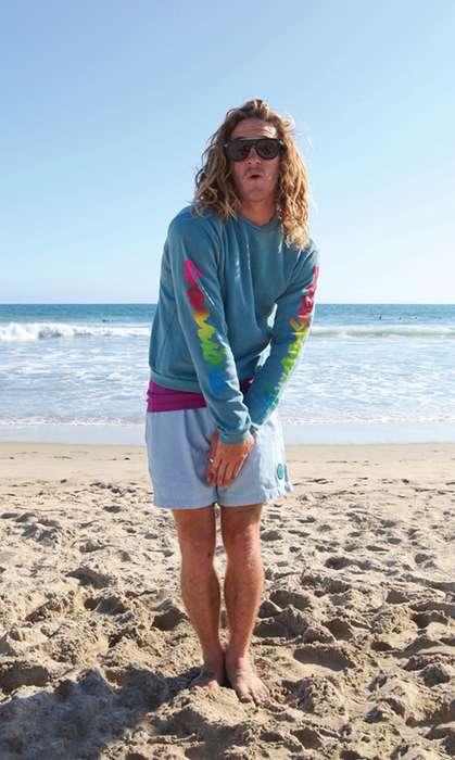 Beach Bro Lookbooks