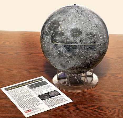 Spherical Lunar Cartography