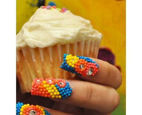 100 Mind-Blowing Nail Art Innovations