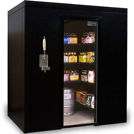 Chilly Alcohol Closets