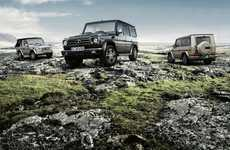 Robust Rover SUVS