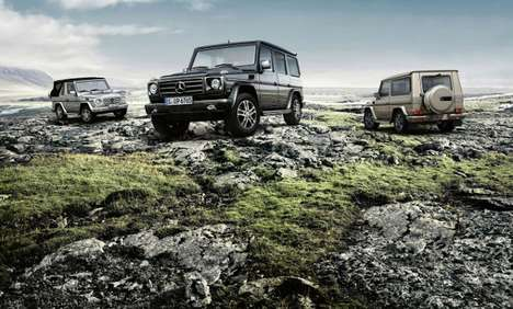 Robust Rover SUVS