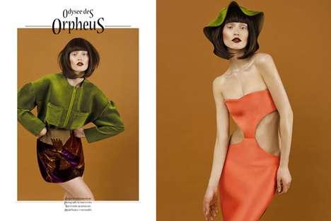 Dewy-Skinned Editorials
