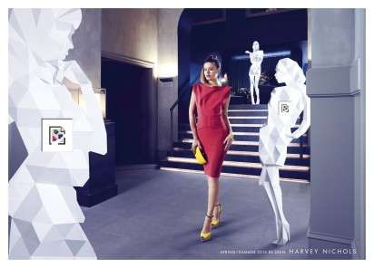 Broken Image Fashion Ads
