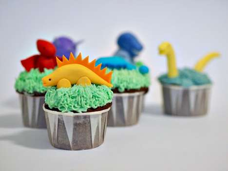 Cute Jurassic Confections
