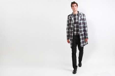 Crisp Checkered Coats