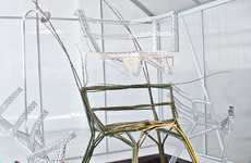 Grow-Your-Own Furniture - Werner Aisslinger Presented His Chair Farm Kit at Ventura Lambrate