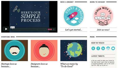 For-Purpose Creative Services - 'Brands for the People' Offers Design Work For Those Doing Good