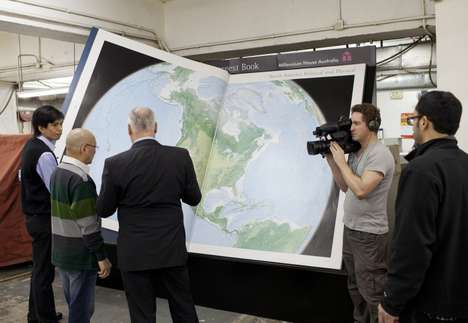 Enormous High-Priced Cartography