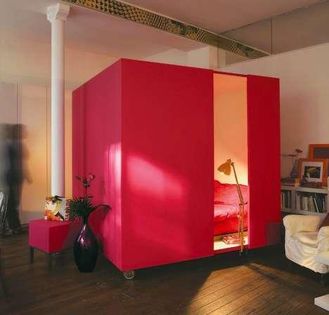 Portable Bedroom Blocks