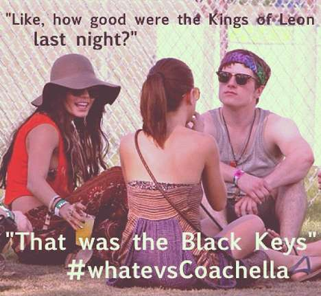 Hilarious Music Festival Memes - The Coachella Problems Meme Pokes Fun at the Festival's Stereotypes