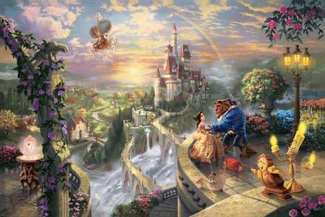 Grandiose Disney Depictions