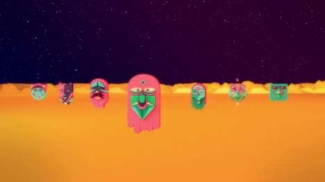 Psychedelic Blob Videos