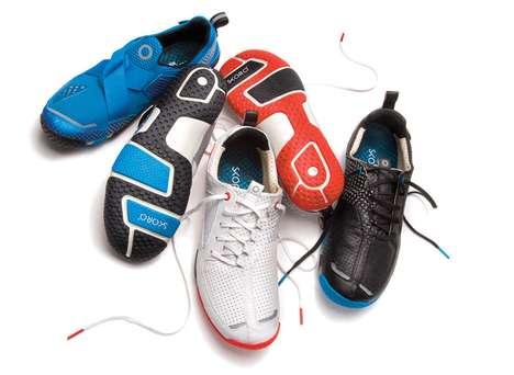 Bionic Futurist Footwear