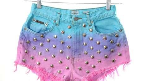 Punk Pastel Shorts