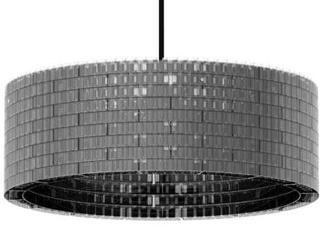 LEGO Lamp Shades