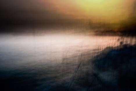 Blurred Landscape Photography