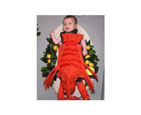 100 Bizarre Shellfish Concepts