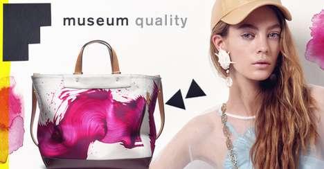 Artistic Men's Handbags