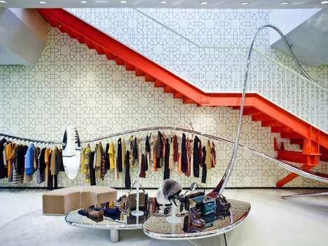Posh Patterned Shops