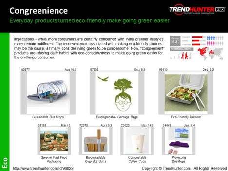 Vegetable Trend Report