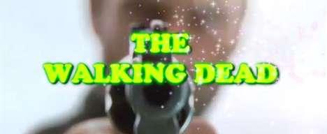 Retrofied Zombie TV Clips