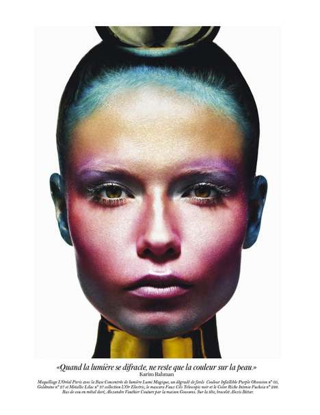 Gradient Makeup Galleries