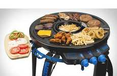70 Summer-Savvy Grills - To Usher in the Fast Approaching BBQ Season