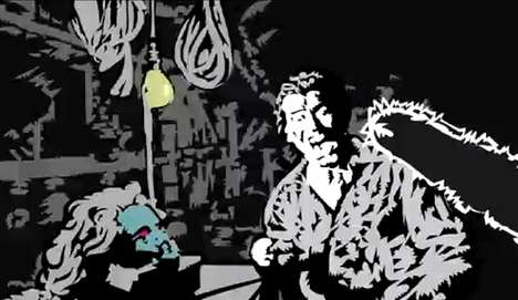 Animated Horror Classic Teasers