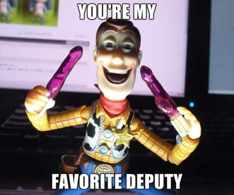 These Toy Story Sheriff Woody Photos Show His Most Woody Moments