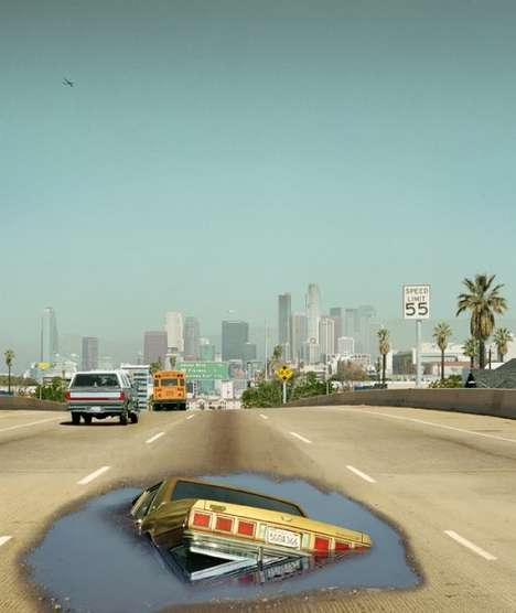 Compulsion by Alex Prager Depicts Violence and Response