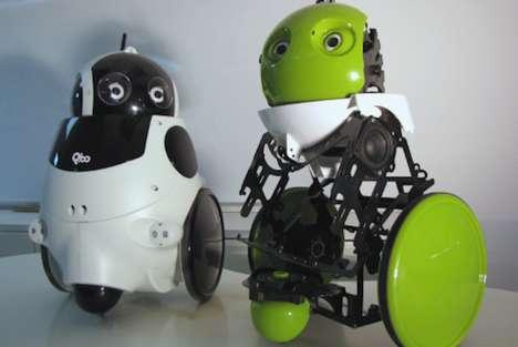 DIY Robot Cleaners