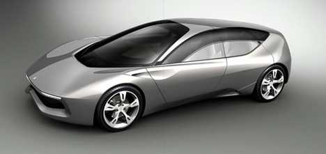 Pininfarina Sintesi Fuel Cell Concept