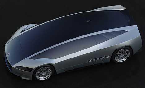 Concept Hybrid Quaranta
