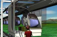 Ultra High Speed Public Pods - SkyTran Individual Maglev System
