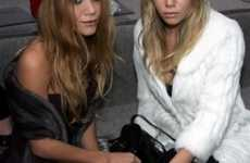 Olsen Twins Fashion Coffee Table Book
