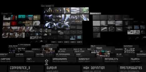 Innovative Spatial Presentation Interface