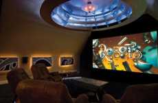 Rotating Home Theatre - Casa Cinema